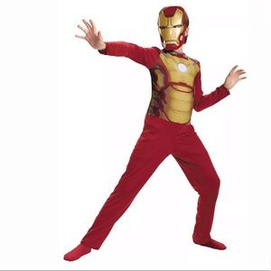 Marvel Iron Man 3 Child Costume Jumpsuit Size S